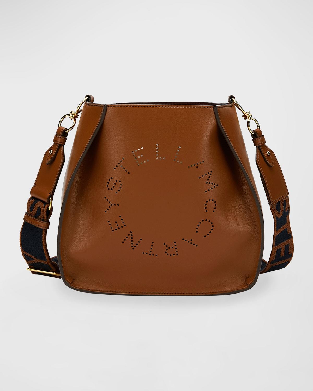 Perforated Logo Alter Napa Crossbody Bag