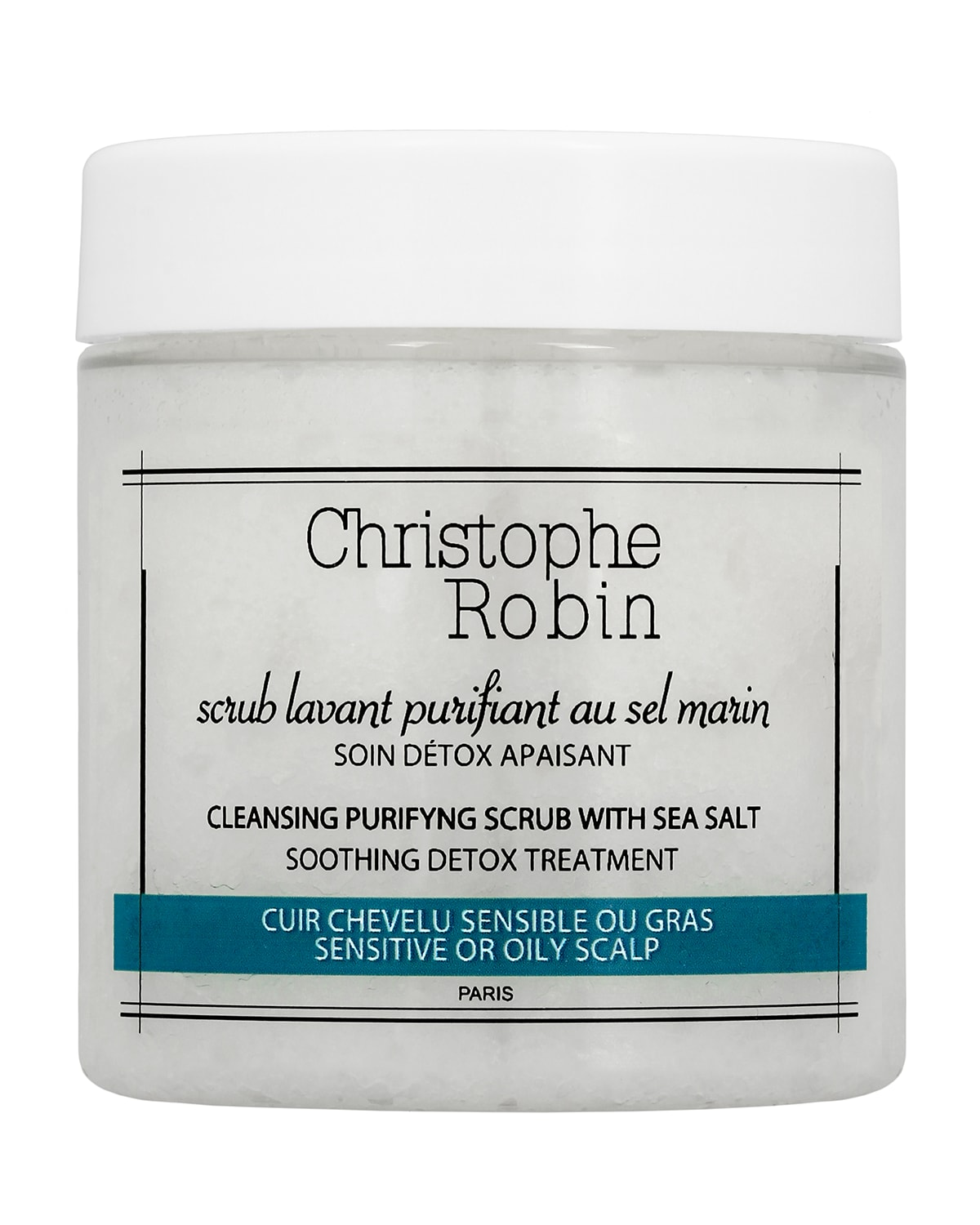2.7 oz. Cleansing Purifying Scrub with Sea Salt Travel Size