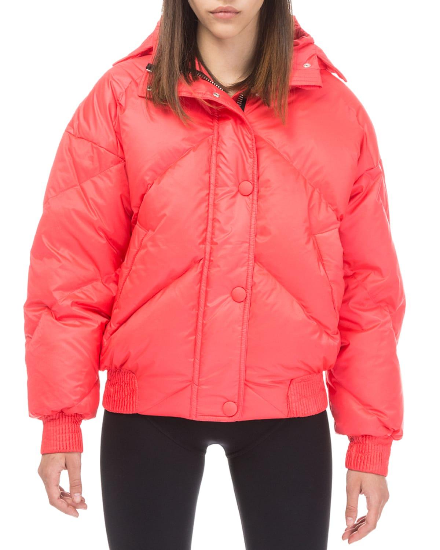 Dunlope Short Puffer Jacket