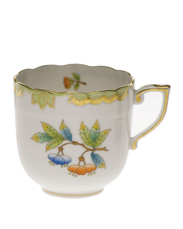 Herend Queen Victoria Mocha Cup