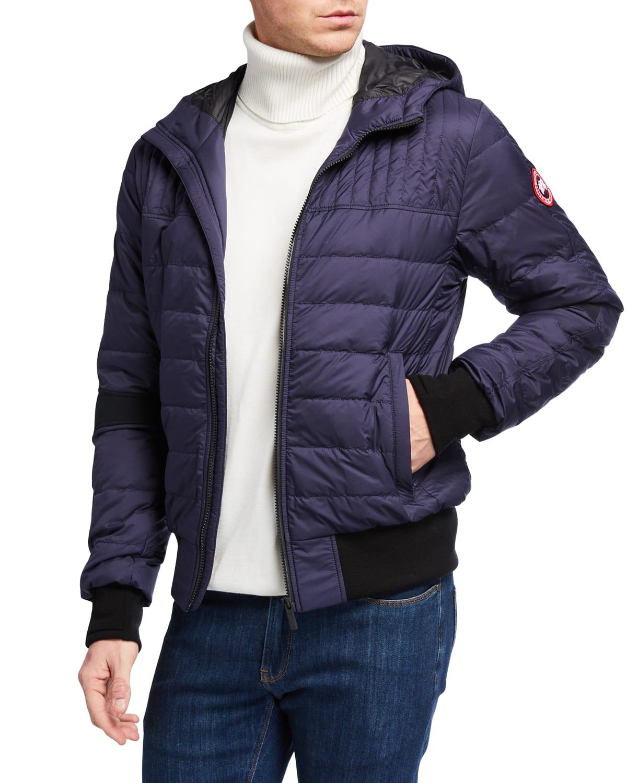 Men's Cabri Hooded Puffer Jacket
