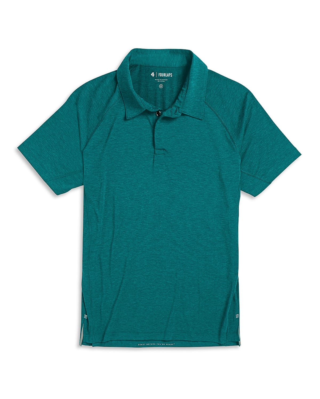 Men's Level Active Polo Shirt
