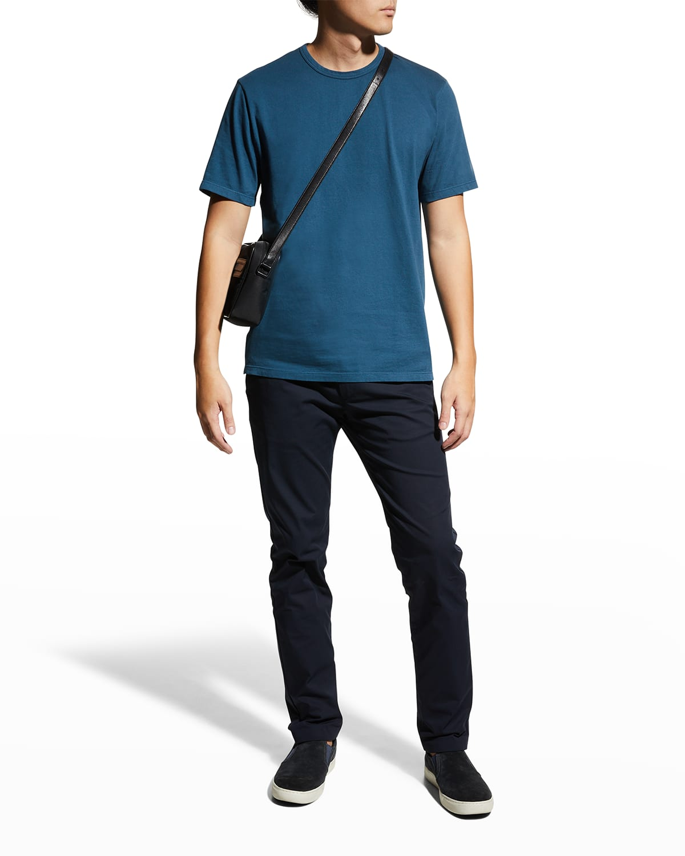 Men's Garment-Dyed Crewneck T-Shirt