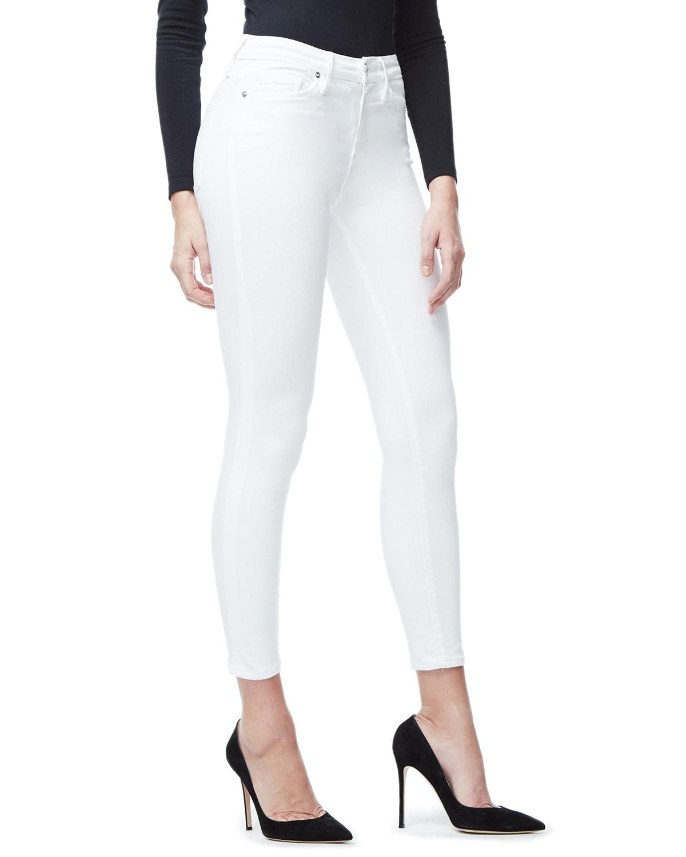 Good Legs Crop Power Stretch Jeans
