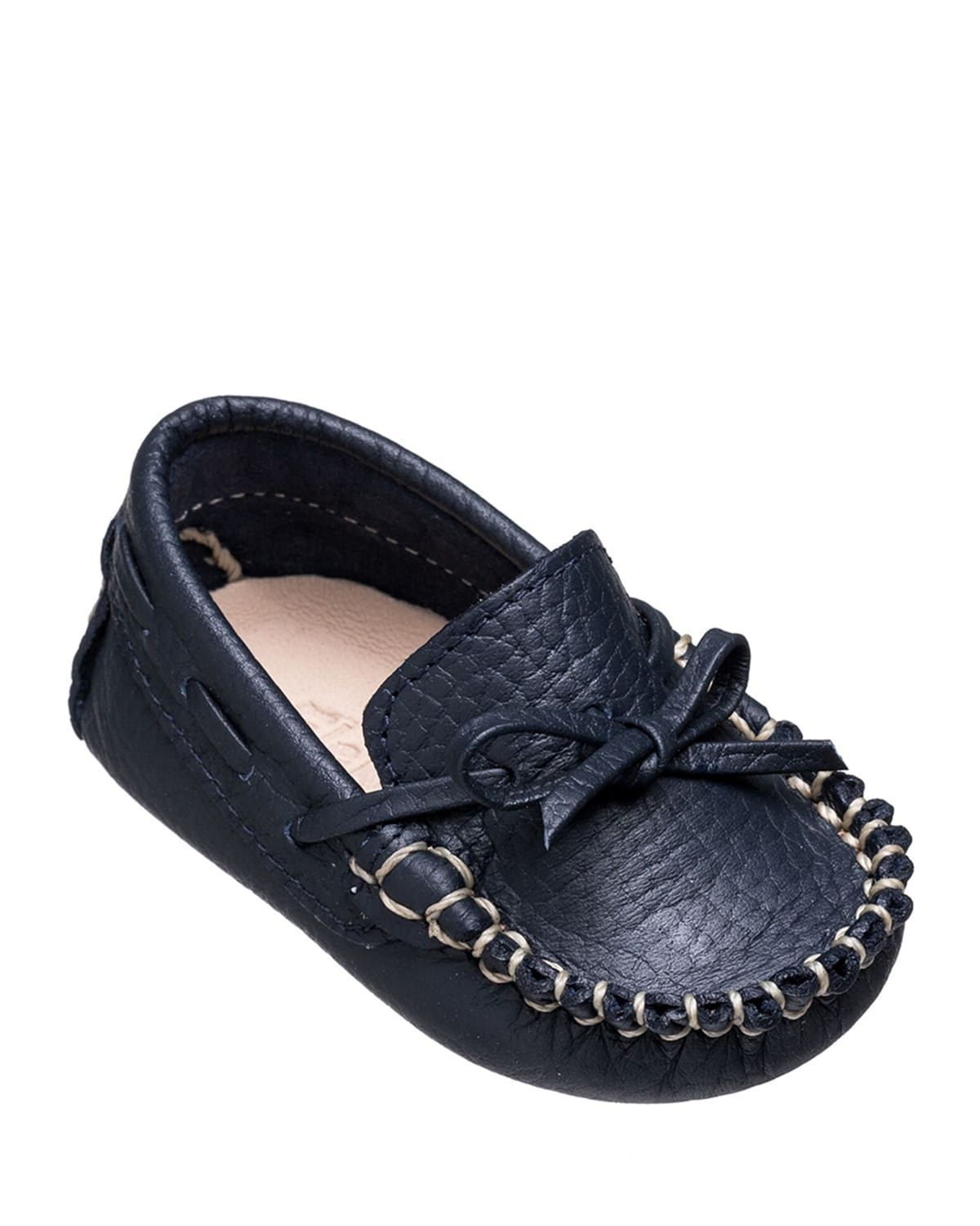 Leather Driver Loafer