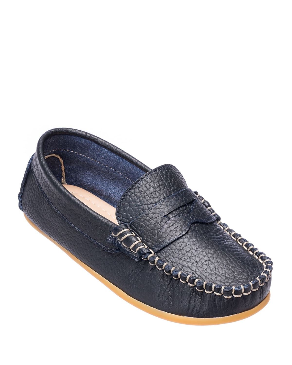 Alex Leather Driver Loafer