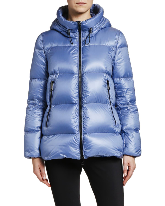 Seritte Oversized Puffer Jacket