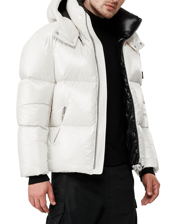 Men's Kent Hooded Puffer Coat