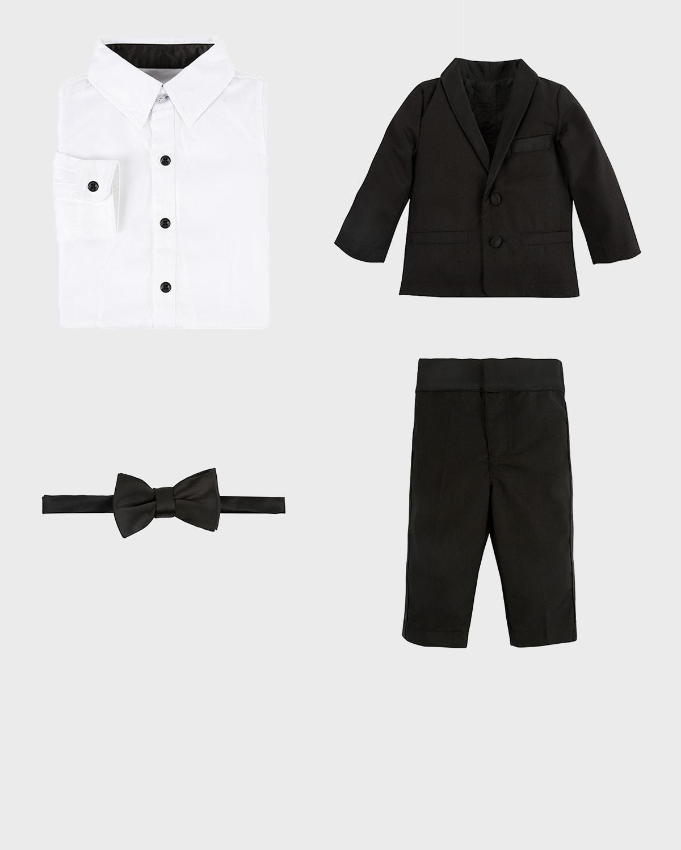 4-Piece Tuxedo Set