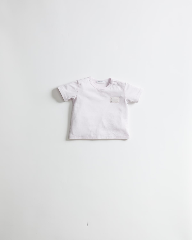 Short-Sleeve Logo Patch Tee