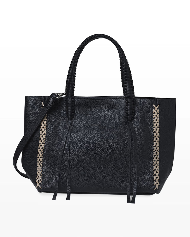 Iconic Mini Stitched Tote Bag