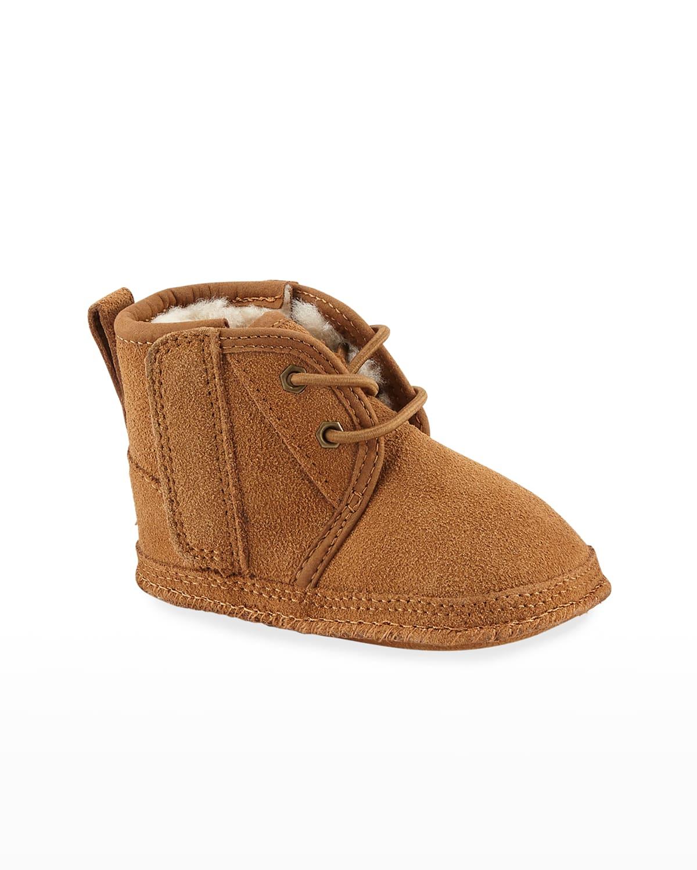 Neumel Suede Boots