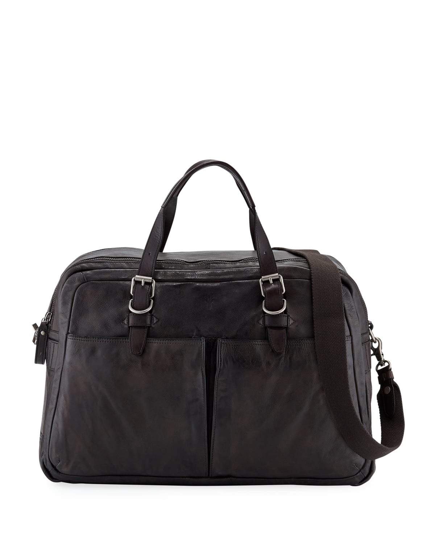 Men's Murray Leather Duffel Bag