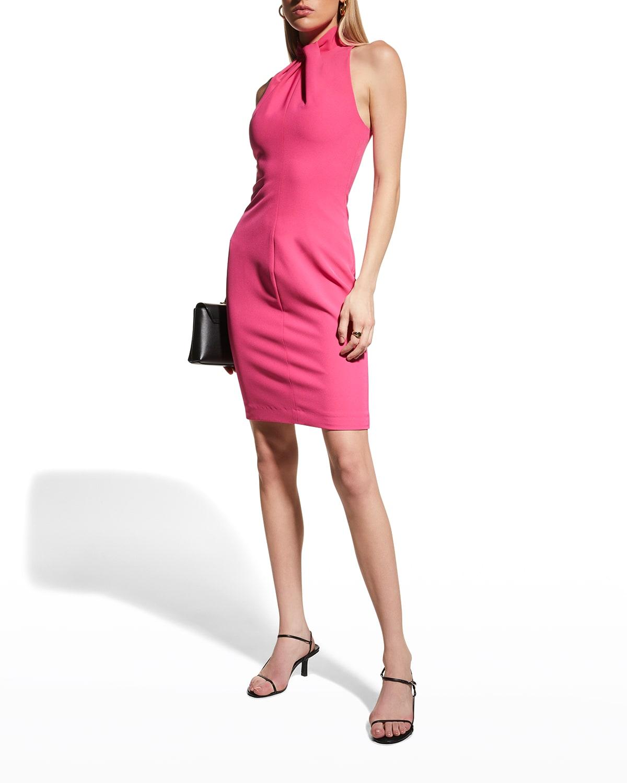 Zana Sleeveless Sheath Dress
