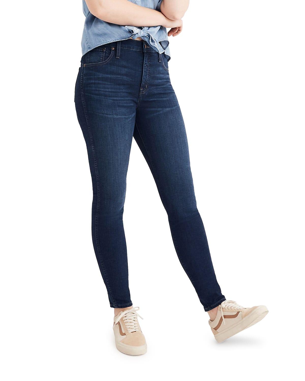 "10"" High-Rise Skinny Jeans"