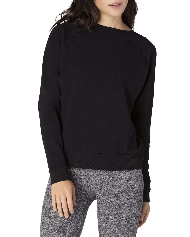Favorite Raglan Crew Sweatshirt