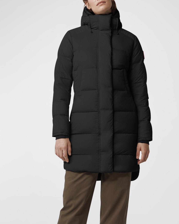 Alliston Packable Down-Fill Coat