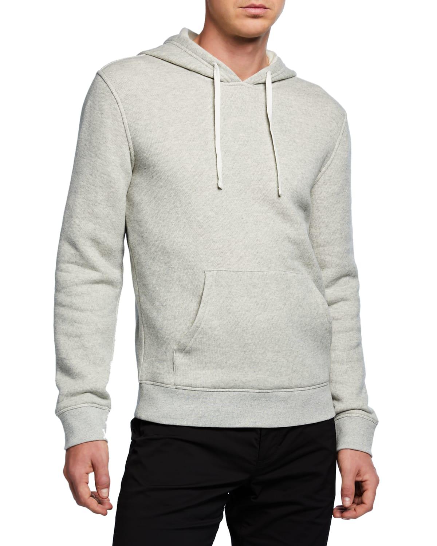 Men's French Terry Hoodie Sweatshirt