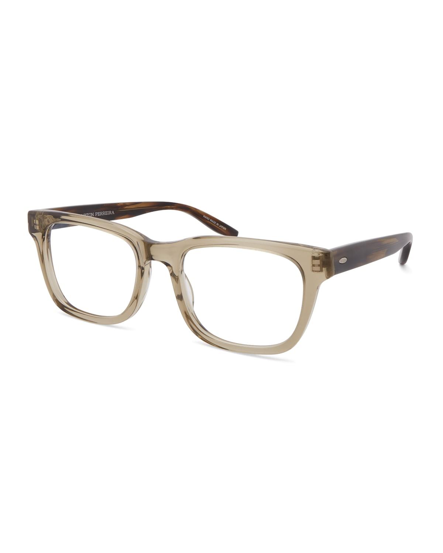 Men's Weller Two-Tone Acetate Optical Frames