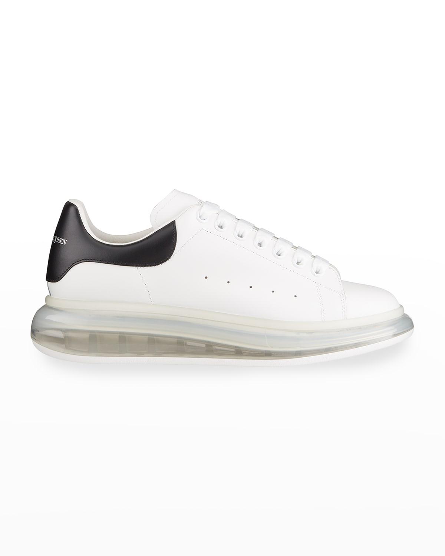 Men's Oversized Clear-Sole Sneakers
