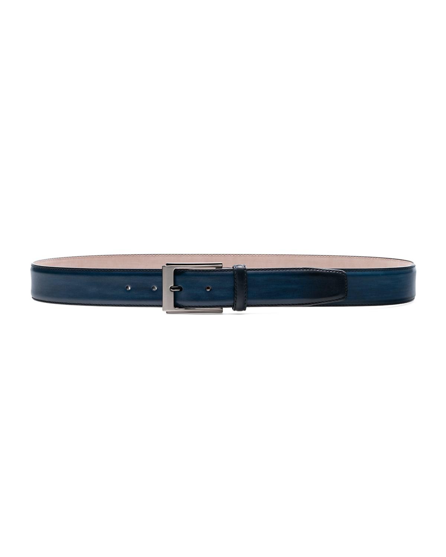 Men's Vega Leather Belt