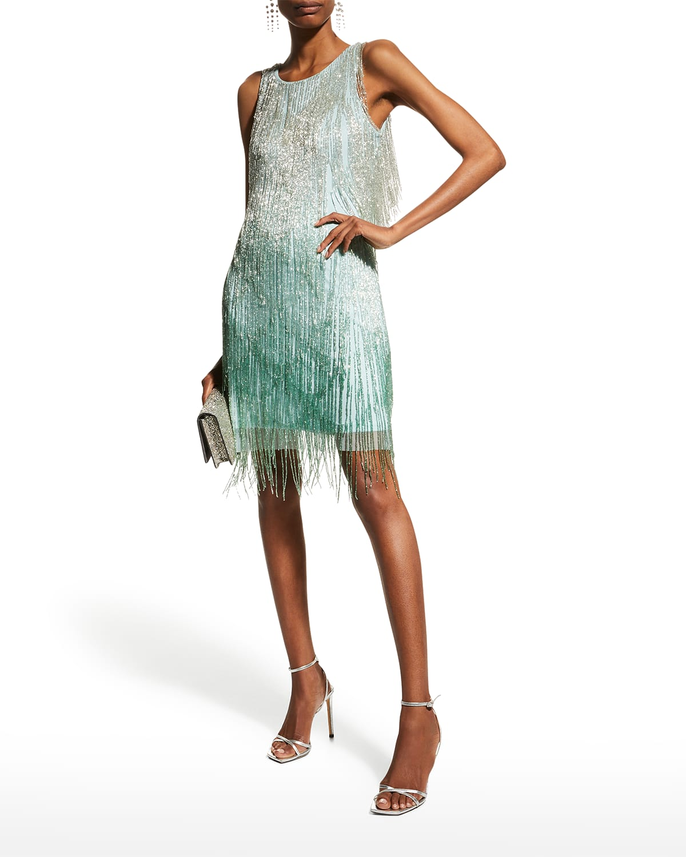 Black Beaded Cocktail Dress,Beaded Shift Dress,Beaded Shift Dress,Aidan Mattox Fringe Cocktail Dress ,beaded dress,beaded dress,