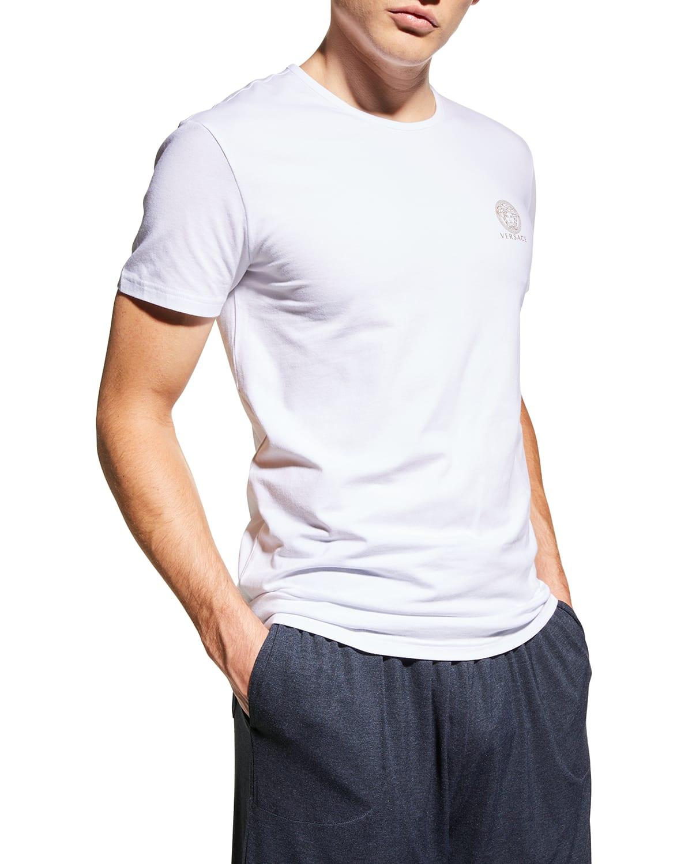 Men's 2-Pack Medusa Head Logo T-Shirt