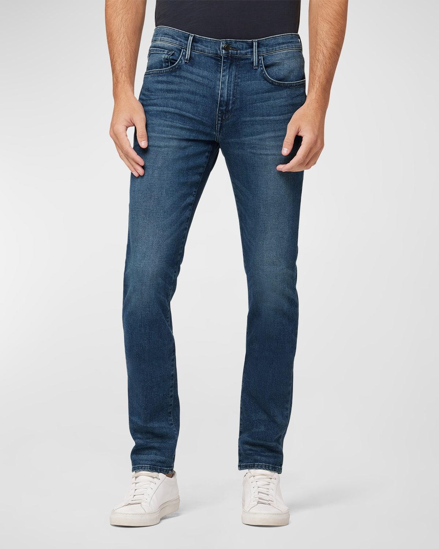 Men's Asher Slim Medium-Wash Jeans