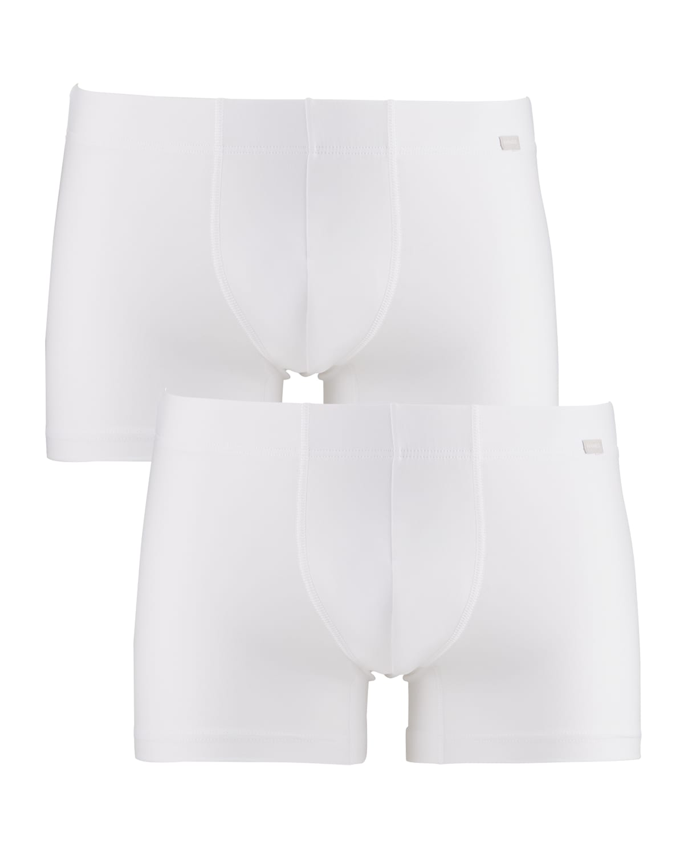 Men's 2-Pack Cotton Essentials Boxer Briefs