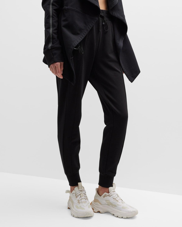Yolo Contrast Stitch Jogger Pants