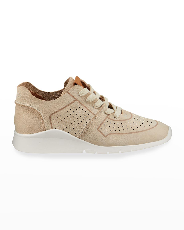 Raina Lightweight Nubuck Jogger Sneakers