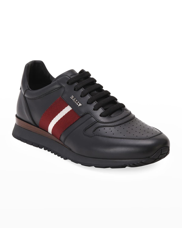 Men's Astel Trainspotting Leather Runner Sneakers