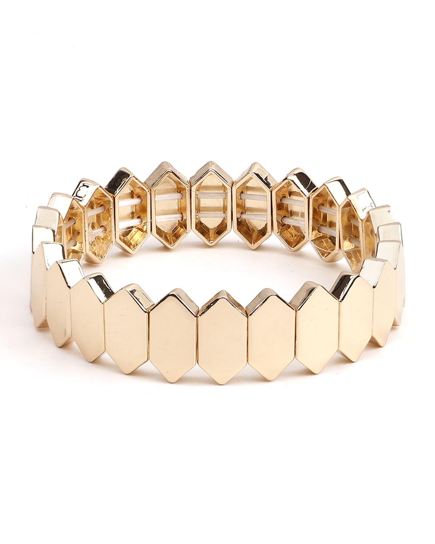 Zigzag Stretch Bracelet