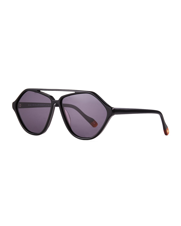 Riad Reveller Aviator Sunglasses