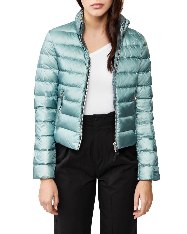 Mikka Cropped Puffer Jacket