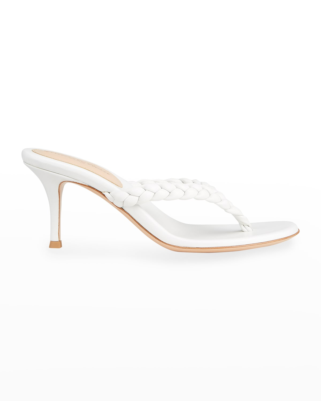 Tropea 70mm Braided Thong Sandals