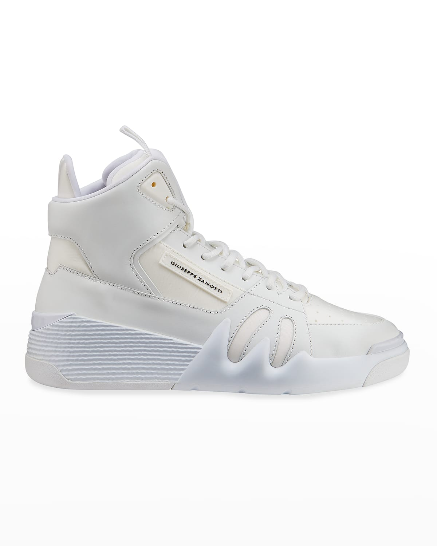 Men's Talon Tonal Leather High-Top Sneakers