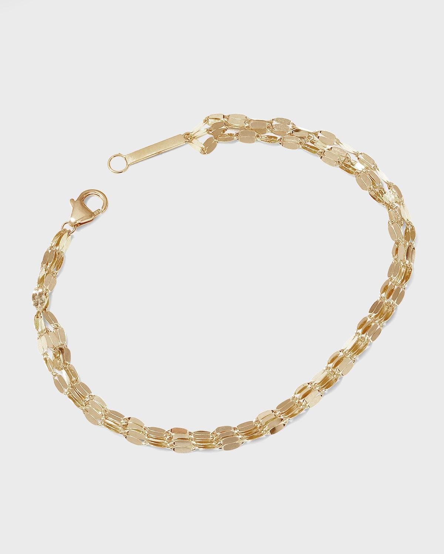 Multi Mega Gloss Blake Chain Bracelet