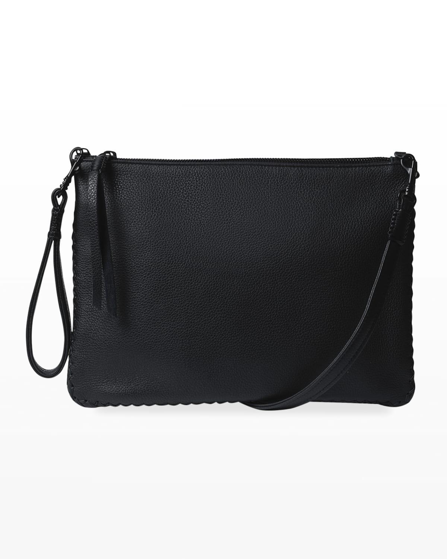Iconic Maxi Pochette Bag with Crossbody Strap