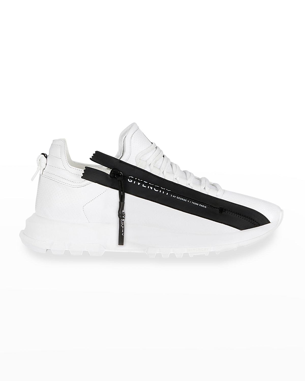 Spectre Logo Zip Runner Sneakers