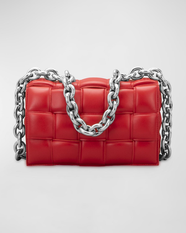 Cassette Chain Shoulder Bag