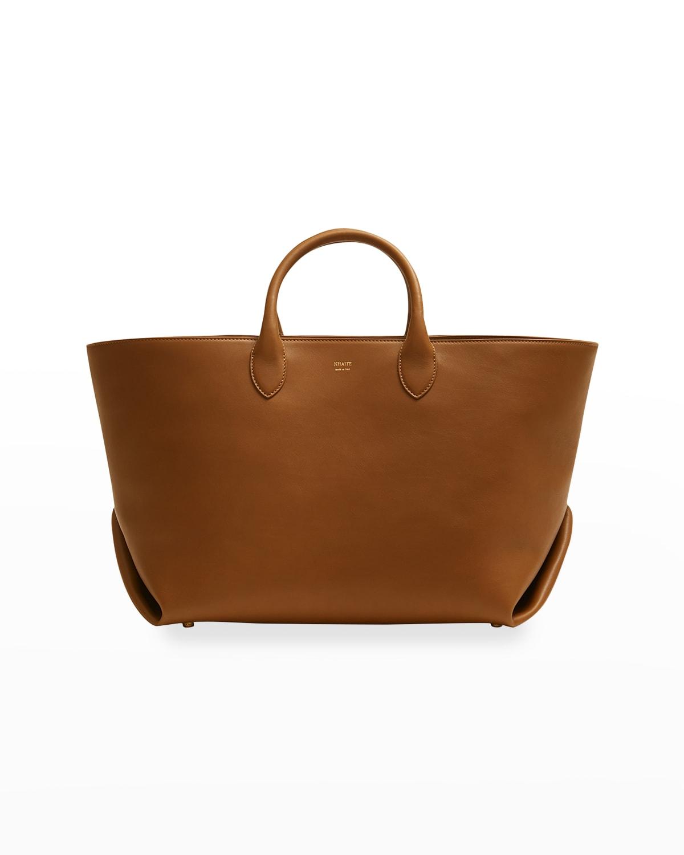 Amelia Medium Envelope Pleated Tote Bag