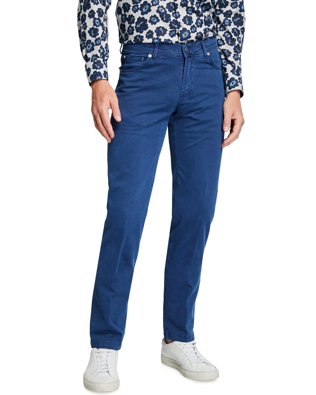 Men's 5-Pocket Twill Pants