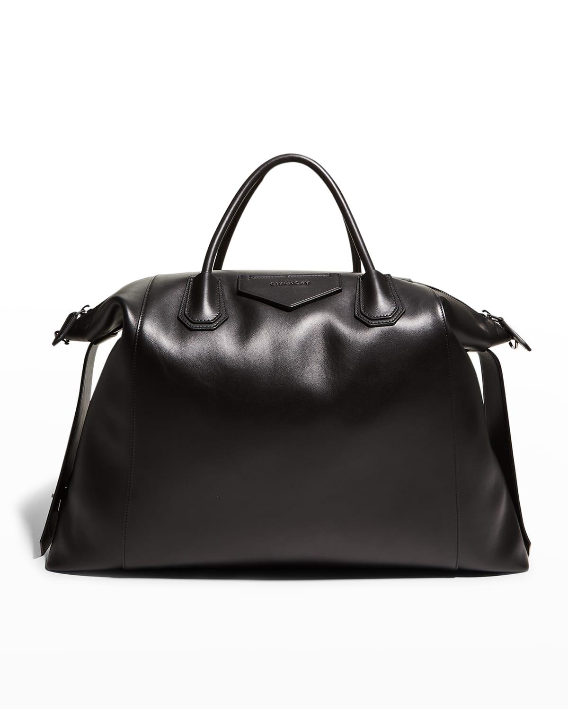 Antigona Large Soft Leather Bag