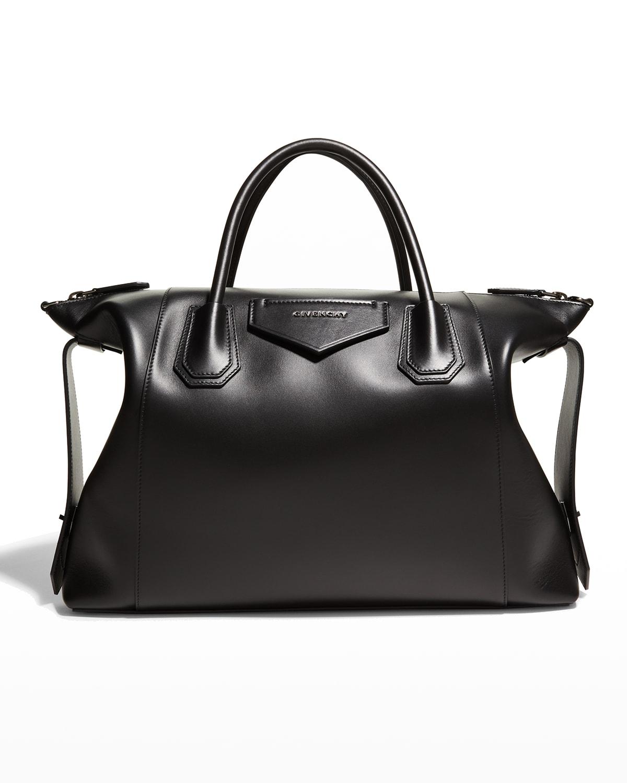 Antigona Soft Medium Leather Bag