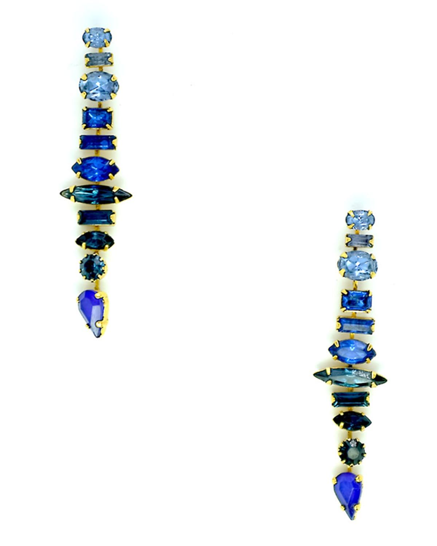 Starla Crystal Earrings