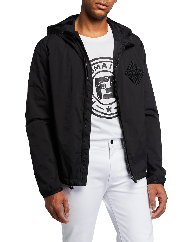 Men's FF Water Reveal Wind-Resistant Jacket