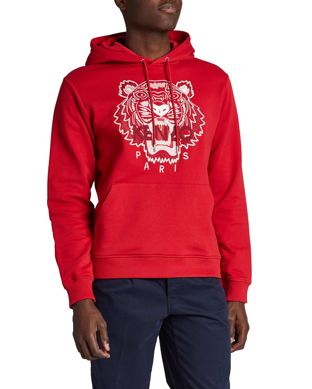 Men's Classic Tiger Hoodie Sweatshirt