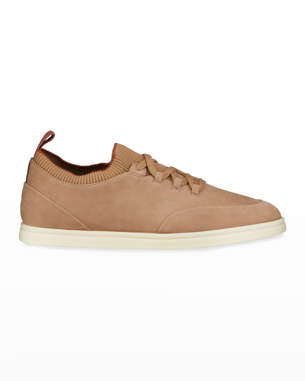 Soho Walk Nubuk Sneakers