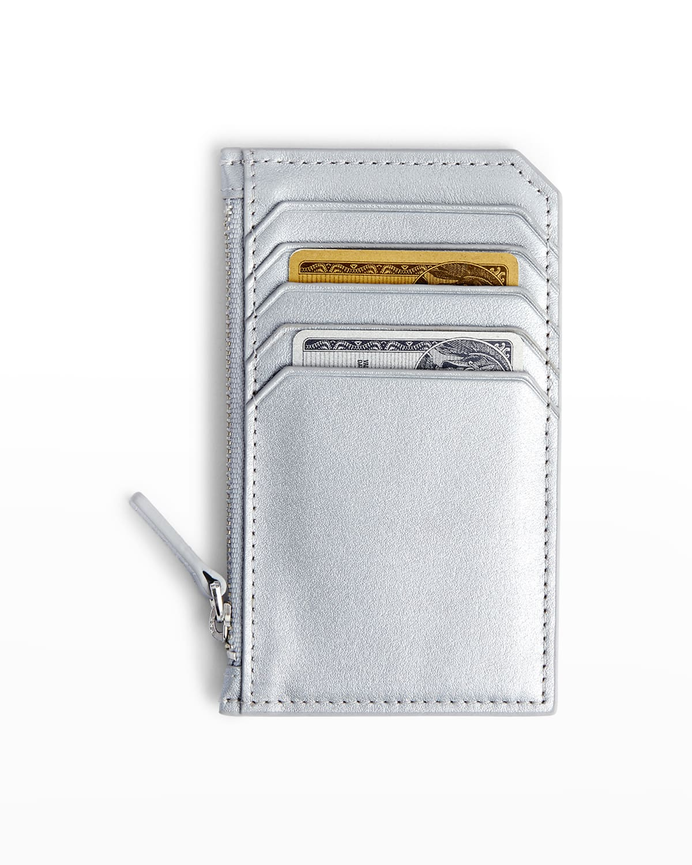 Zippered Credit Card Case